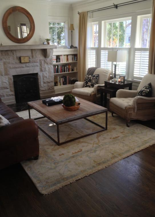 SAMPLE OF OUR PERSIAN RUGS VINTAGE RUGS ORIENTAL RUGS AT CLIENTS HOMES.  Projects, Oriental Rugs, Oushak Rugs, Persian Rugs,